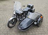 A century on two wheels: Classic motorbikes from every decade since 1920s go up for auction