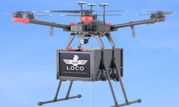 """El Pollo Loco Launches First of Its Kind """"Air Loco"""" Drone Delivery"""