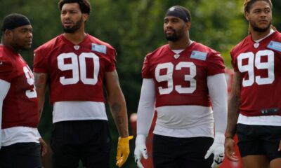 Can Washington Football Team Be 'Fair' In Keeping D-Line Together?