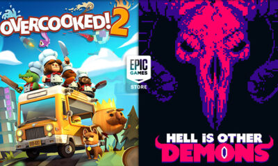 The Epic Games Store gives away another two games, including Overcooked! 2; two more to follow next week