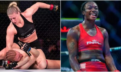 Kayla Harrison talks Claressa Shields MMA debut, 'this is not boxing'