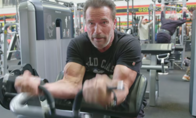 Arnold Schwarzenegger Shared His Best Advice for Building a Workout Routine and Finding Energy