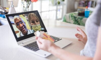 Report: Telehealth use beginning to taper
