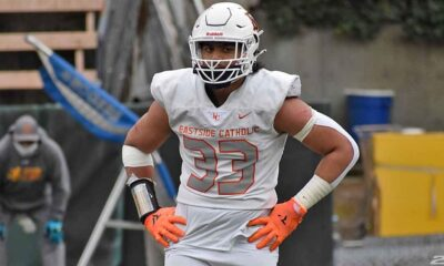 Report: 5-Star DL J.T. Tuimoloau Will Also Attempt to Play Basketball at Ohio State