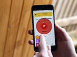 85,000 people a DAY are getting told to isolate by NHS Covid app