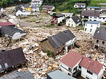 Dozens dead and missing after torrential rain triggered flooding in Europe