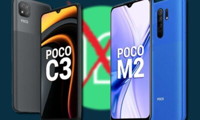 Latest Xiaomi Android 12 update list relegates the POCO M2, promotes the Redmi 9T, and moves the Mi 10 to internal beta testing