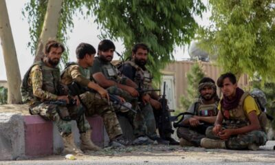 Afghan government, Taliban leaders meet for peace negotiations