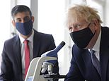 Pingdemic chaos: Testing pilot Boris and Rishi wanted to use is free for some in No10 but not all