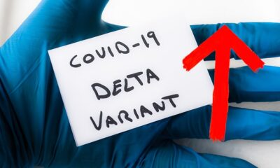 Delta Variant Drives Rising COVID Case Counts in Every State