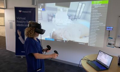 Australian hospitals leveraging VR tech to fast-track clinician training
