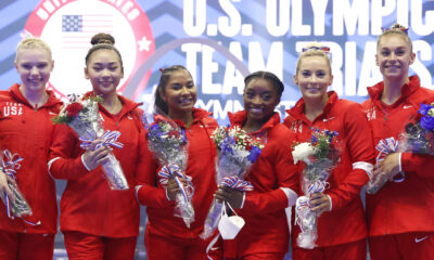U.S. Women's Gymnast Alternate Tests Positive for COVID in Tokyo Olympic Chaos