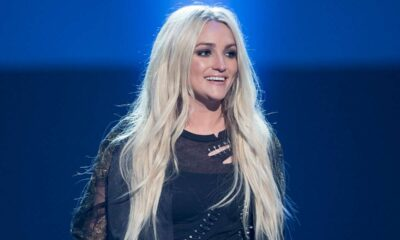 Jamie Lynn Spears shares peace and love message after being called out by sister Britney Spears