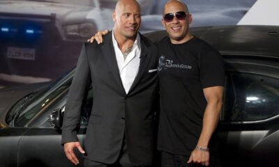 Dwayne Johnson Claps Back at Vin Diesel's Fast & Furious Acting Claims