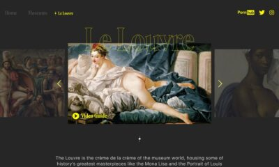PornHub has launched a museum guide for classical nudes