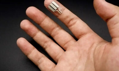 The sweat from human fingertips could soon power smartwatches and other wearables