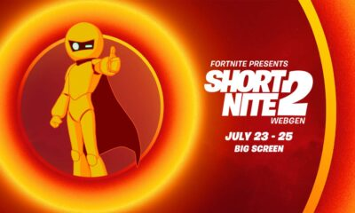 Fortnite Short Nite 2 brings short movies and a premiere to Party Royale theater