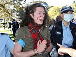 Covid Australia: Freedom Day protesters attack police and could cause lockdowns to be extended