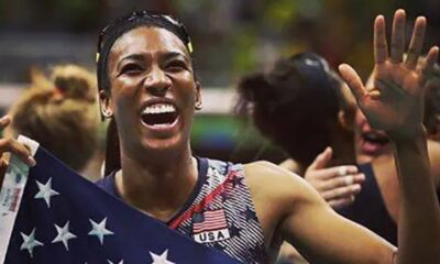 She's Not Just an Olympian. She's a Mom