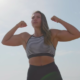 A Fitness Coach Shared How She Lost 100 Pounds and 'Fell in Love' With Bodybuilding