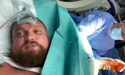Eddie Hall Just Detached His Bicep During a Sparring Session