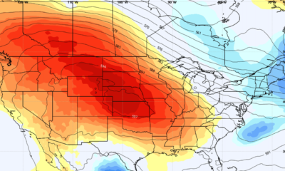 Widespread heat wave affects millions of Americans from coast to coast