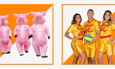 21 Group Costumes for Your Hot Vaxx Halloween