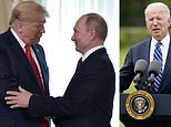 Trump offers pithy advice to Biden ahead of his meeting with Putin