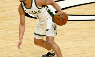 Report: Bryn Forbes Declines $2.5M Bucks Contract Option, Will Become Free Agent