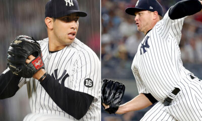 Yankees trade Luis Cessa and Justin Wilson to Reds
