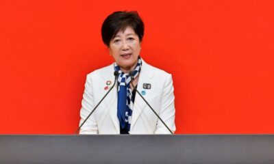 Tokyo Governor calls for young people to get vaccinated as COVID-19 cases reach record high