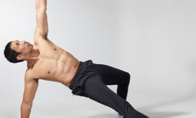 Redefine Your Core Training With This Total-Body Abs Workout
