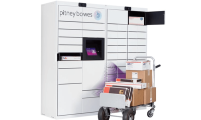 Office Workers Among Those Most Likely to Favor Smart Lockers to Get Packages Securely
