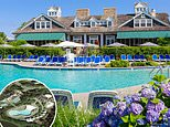 Boy, 3, dies two days after he was found at the bottom of a pool in a Martha's Vineyard country club