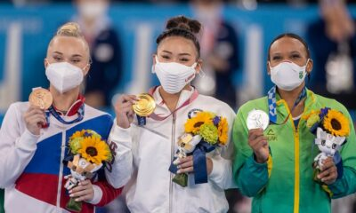 Medals at Tokyo olympics are recycled from discarded electronic equipment