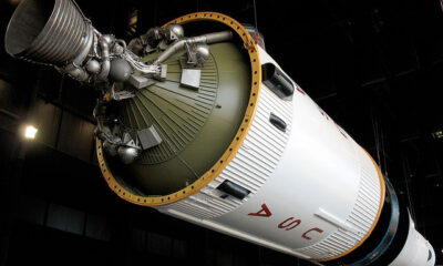 On This Day in Space! Aug. 1, 1968: Saturn V moon rocket production ends