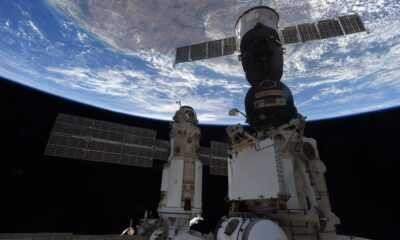 Russia says 'software failure' caused thruster misfire at space station