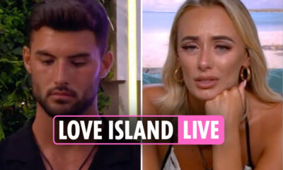 Love Island 2021 – Latest Unseen Bits shows Liam make awkward Millie blunder and Teddy shock Faye with royal revelation