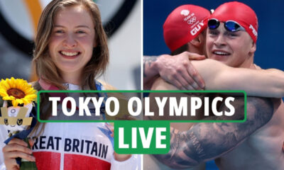 Tokyo Olympics LIVE RESULTS: Charlotte Worthington wins BMX gold, Peaty and Co take relay silver – Day 9 latest updates