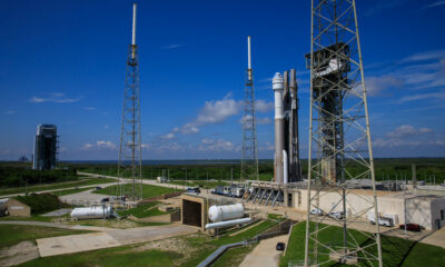 All eyes on weather as Boeing looks to Starliner launch on Tuesday