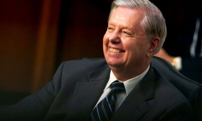 """Sen. Lindsey Graham tests positive for COVID-19: """"I am very glad I was vaccinated"""""""