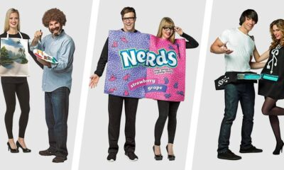 The 44 Best Halloween Costumes for Couples This Year