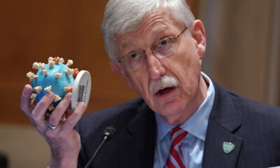 NIH Director Says There's 'No Need to Mask at Home,' Earlier Message 'Garbled'