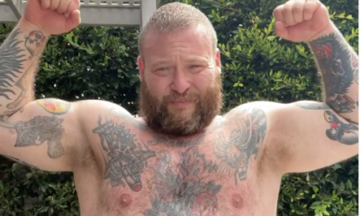 Joe Rogan Reacts to Action Bronson's Latest Shirtless Weight Loss Update