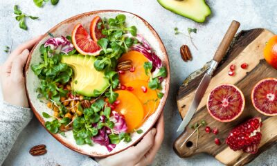 Nutrient-Rich Plant-Based Foods Linked to Healthy Heart