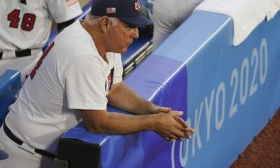 Scioscia 1 win from matching Lasorda with gold medal