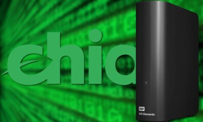 Western Digital reaps Chia cryptocurrency rewards with millions of dollars of additional HDD sales