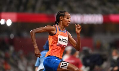 Track Phenom Sifan Hassan Crushes Olympic Medal Triple With 10,000-Meter Gold