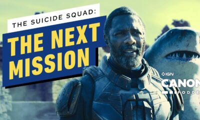 The Suicide Squad Breakdown: Here's Task Force X's Next Mission | DCEU Canon Fodder
