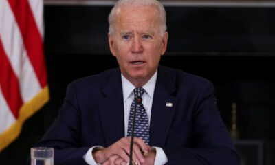 Biden to meet with United Airlines CEO, others on COVID vaccine efforts By Reuters